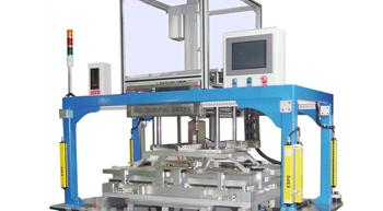 Máy hàn nhựa phi tiêu chuẩn loại lớn