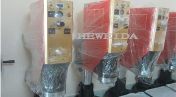 Thành phẩm máy hàn nhựa tiêu chuẩn