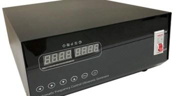 Tủ phát nguồn siêu âm tần số 28KHz & 40KHz Hamus