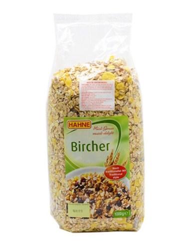 Yến mạch ngũ cốc HAHNE Bircher Muesli 1kg