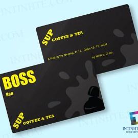 Mẫu thẻ nhựa danh thiếp VC