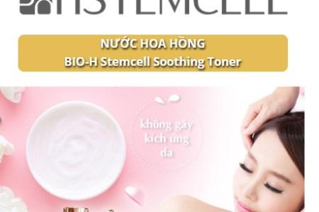 Mỹ Phẩm Tế Bào Gốc – Stem Cell Cosmetics