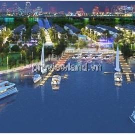 Biệt thự bờ sông Victoria Quận 1 cần bán 450m2 đất 1 hầm 4 tầng