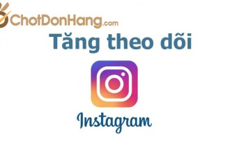 Tăng theo dõi Instagram