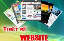 Nhận thiết kế web đẹp