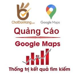 Quảng cáo Google Map