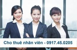Cho thuê nhân viên gọi điện thoại khách hàng
