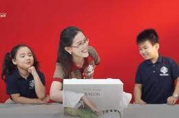 UK Academy | Secret Box (Chiếc hộp bí ẩn) – Trường Quốc tế Học Viện Anh Quốc