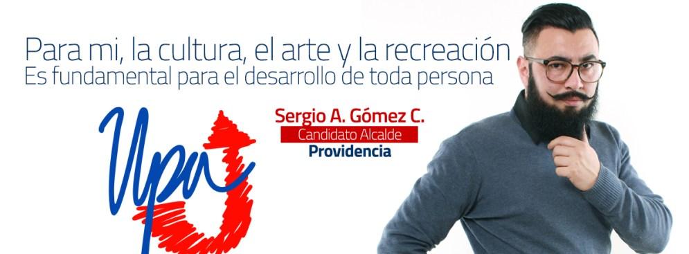 SERGIO-GOMEZ-CELEDON-ALCALDE-PROVIDENCIA-02 CULTURA