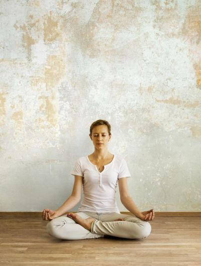 Padmasana Yoga To Increase Stamina