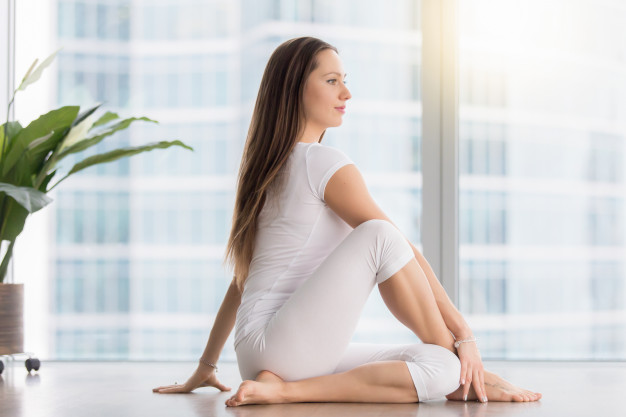 Yoga For Heart Blockage