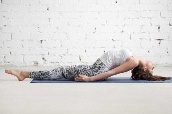 yoga for spondylitis