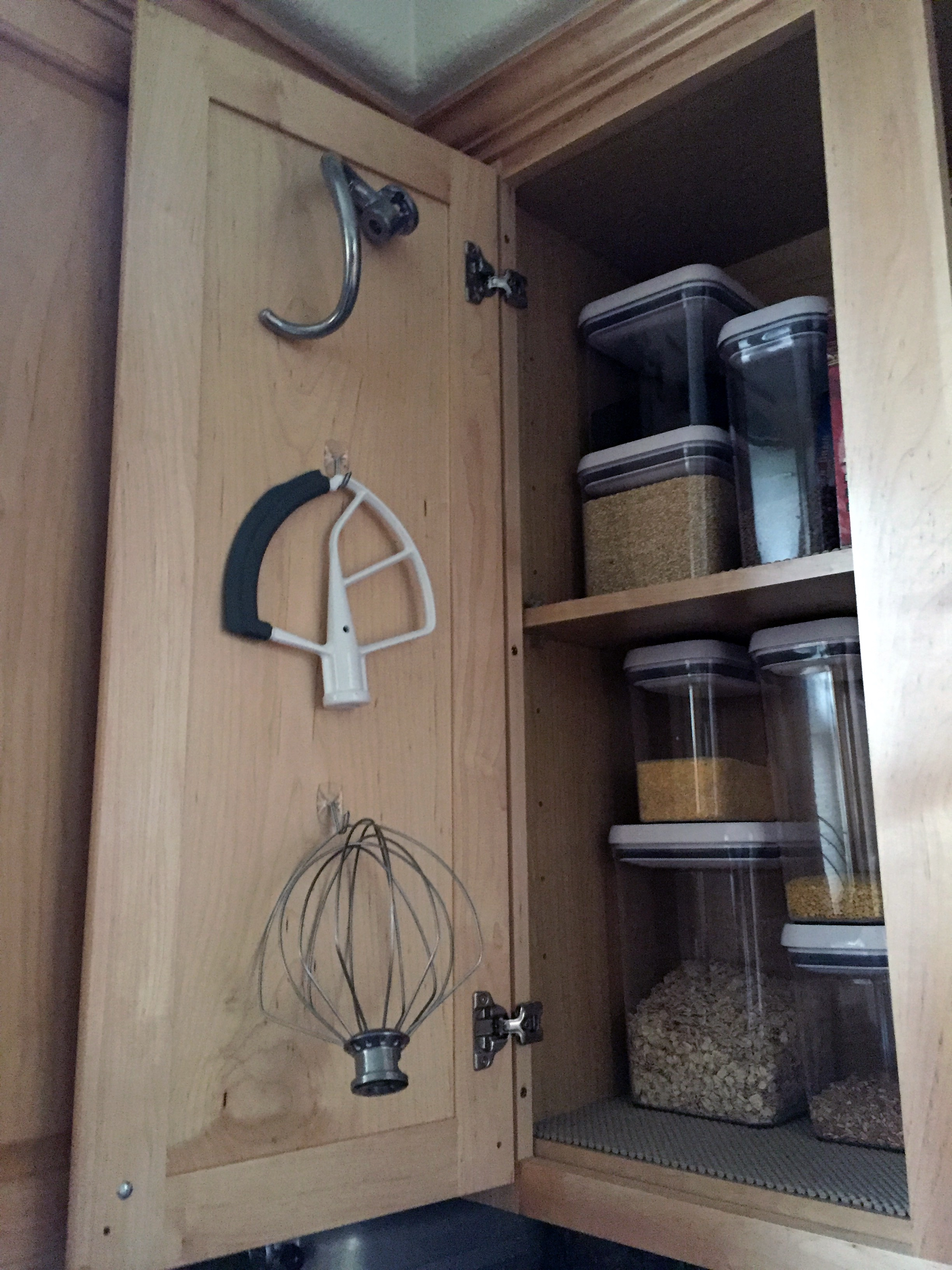 KitchenAid Accessory Organization