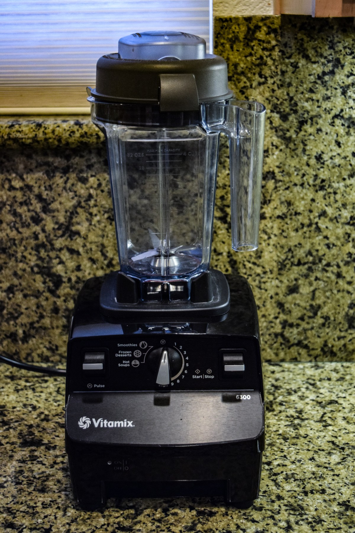 Vitamix dry grains container