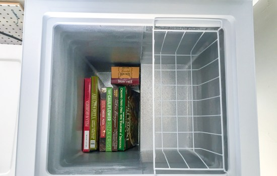Expanding Frozen Food Storage with a Chest Freezer