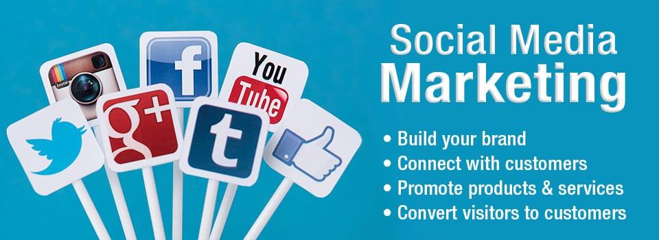 التسويق عبر شبكات التواصل الإجتماعي في السعودية
