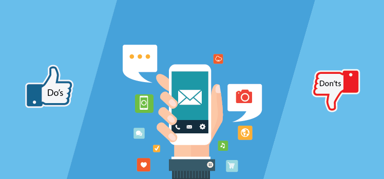 التسويق عن طريق الرسائل النصية في الرياض