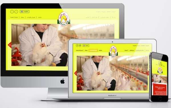 Website Design Poultry Production