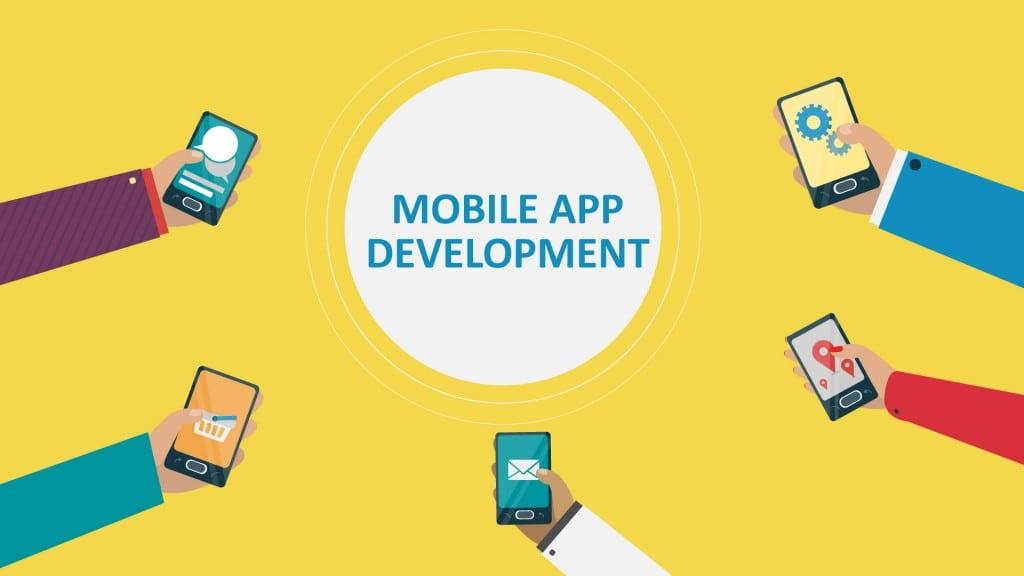 شركات تصميم تطبيقات الهواتف الذكية