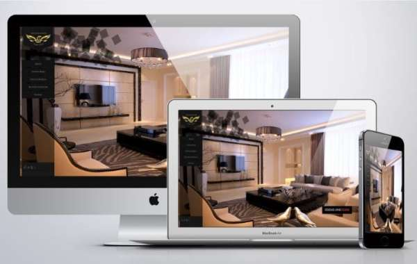 website design interior design company