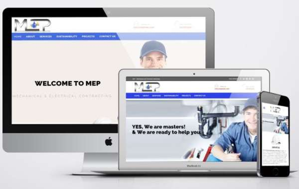 website design electrical contracting companies