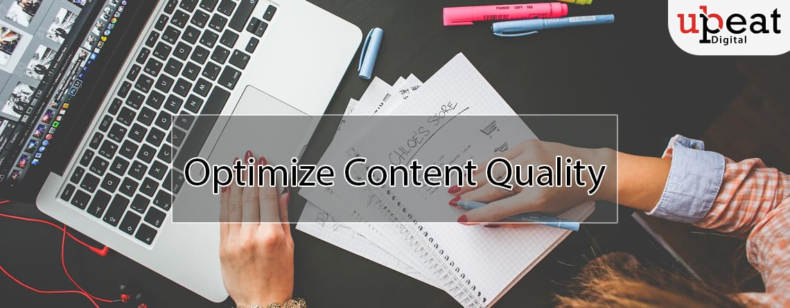 Optimize Content Quality