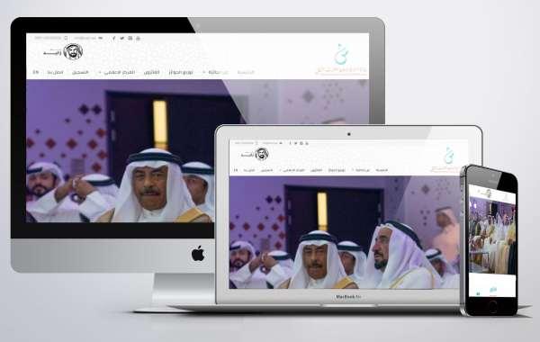 Design cultural heritage website