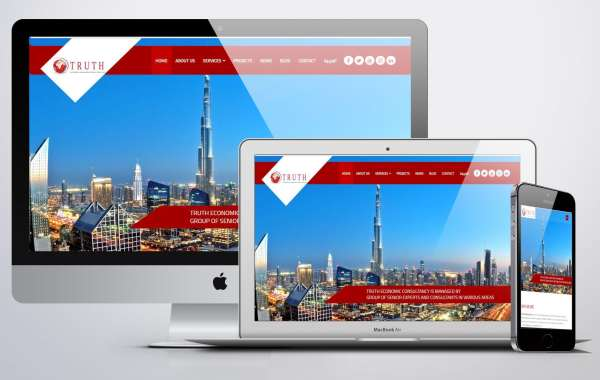 Design Website Economic Consultancy Truth Economic Consultancy