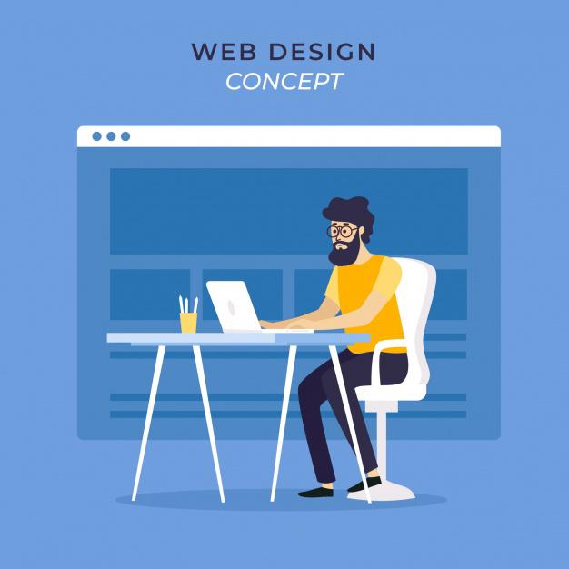 تطوير الموقع الالكتروني