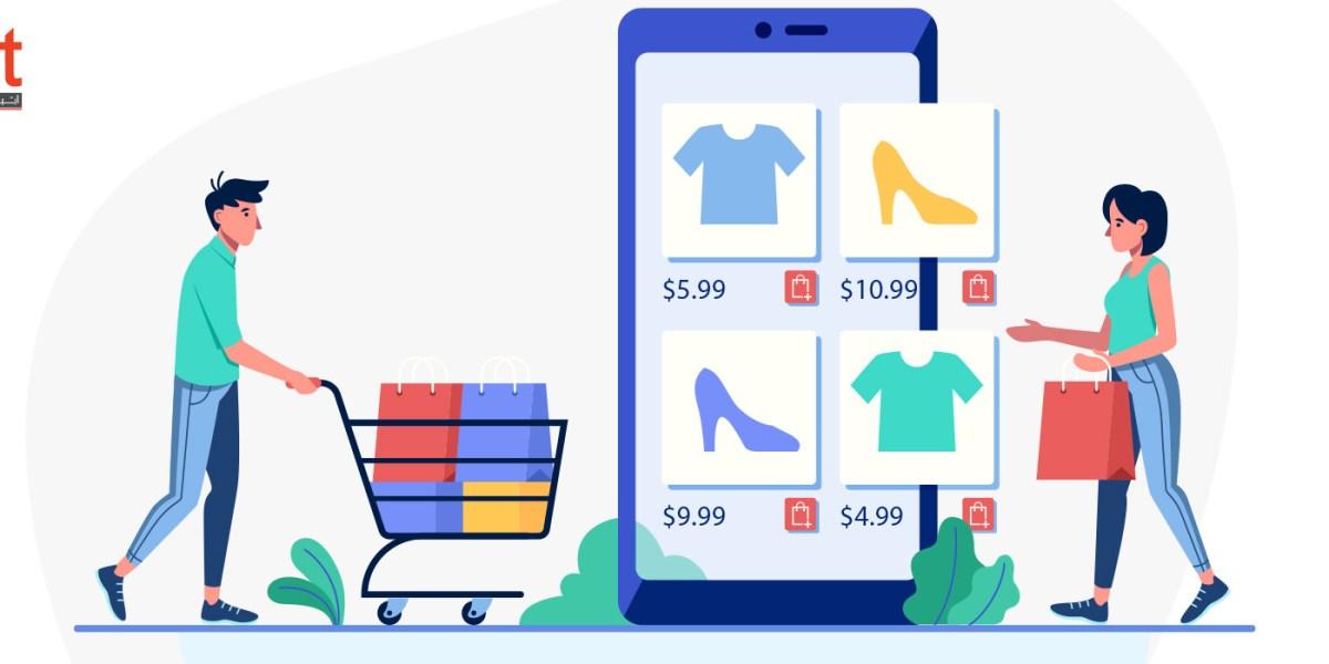 موقع الكتروني لبيع الملابس