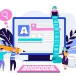 """أفضل شركة كتابة محتوى عربي في دبي يمكنها كتابة المحتوى التسويقي المناسب للأنشطة المختلفة والمحتوى المعرفي والتثقيفي في صورة احترافية، مع الالتزام بقواعد SEO والتي تحتاجها مواقع الويب لتتصدر نتائج البحث، كما تقدم المحتوى المناسب للمدونات والمنشورات الخاصة بمواقع التواصل الاجتماعي، وتلتزم بجودة المحتوى، وتحرص على أن يكون حصريًا بلا نسخ أو نقل من مواقع أخرى، وعند الاستعانة بأفضل شركة كتابة محتوى عربي في دبي سوف تتوفر لديك الفرصة لتقديم كافة المعلومات والبيانات وتوضيح الحقائق ونشر المواد الترويجية بصورة مناسبة لطبيعة الفئات المستهدفة في سرعة ودقة، وبمنتهى الجودة والإبداع. شركة كتابة محتوى عربي في دبي في الوقت الذي أصبحت فيه مواقع الويب وتطبيقاته من أهم أدوات تسويق الخدمات والمنتجات يهتم أصحاب المواقع بالحصول على خدمات شركة تصميم مواقع إلكترونية محترفة لضمان جذب الزوار والمستخدمين وتحويلهم إلى زبائن؛ ولكن ما الذي ينقصهم؟! إنه المحتوى الحصري الشيق، فكما يقال: """"المحتوى هو الملك"""" لأن تأثير الصورة والتصميم الجيد قد لا يرسخ في الذاكرة بمقدار ما يحدث نتيجة وجود محتوى مفيد يخدم العلامات التجارية، ولهذا حرصنا في شركة أبّيت ديجيتال أفضل شركة كتابة محتوى عربي في دبي على ترسيخ مبدأ الجودة والفاعلية للمحتوى الذي نقدمه لكل العملاء؛ إيمانًا منا بالدور الهام الذي يلعبه المحتوى الجيد في التأثير على قرارات الفئات المستهدفة. اتصل بنا الآن واطلب كل أشكال المحتوى التسويقي والمعرفي ومحتوى المقاطع المصورة والمسجلة. أفضل شركة كتابة محتوى عربي تسويقي في دبي كتابة محتوى عربي في دبي قادر على خدمة الأنشطة ذات الطابع التجاري أمر لا يمكن الاستهانة به، ولذلك حرصنا في شركة أبّيت ديجيتال على وضع أفضل الحلول من أجل إنتاج محتوى مميز عن طريق: - وضع تصور شامل لفكرة الموقع، ودراسة شاملة لنوعية المنتجات والخدمات التي يتم تقديمها، مع التركيز على أهدافك الحالية والمستقبلية وإبراز رؤيتك للعملاء من أجل بناء درجة عالية من الثقة بينك وبينهم. - اختيار المحتوى المناسب للفئات المستهدف بحيث لا يتسم بالغموض أو الركاكة أو الصعوبة في الفهم. - مراجعة المقالات والمنشورات وكافة المواد المكتوبة بصورة دقيقة؛ لضمان خلوها من الأخطاء اللغوية والتركيبية، والتأكد من توضيحها للفكرة أو المعلومة المراد نشرها عبر صفحات موقع الويب. - ا"""