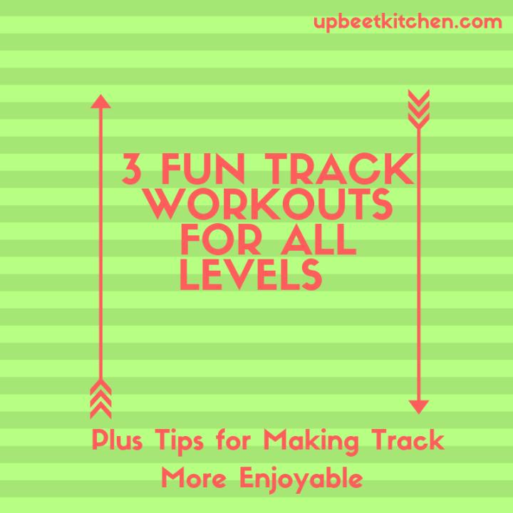 fun track workouts