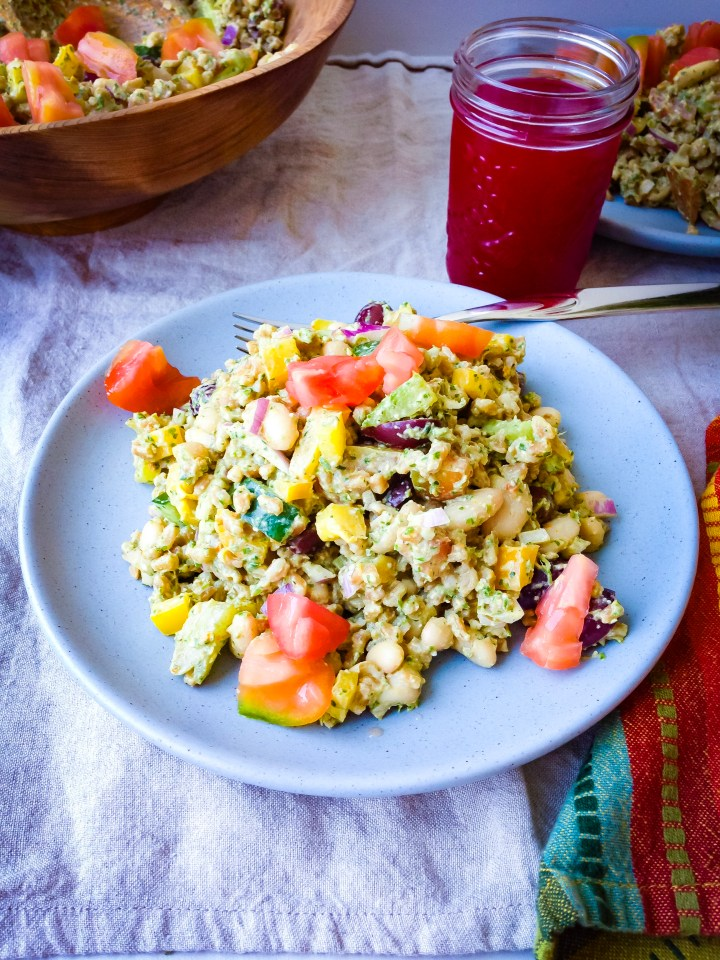farro-pesto-white-bean-salad-recipe