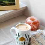 Vegan Dirty Chai Latte Recipe
