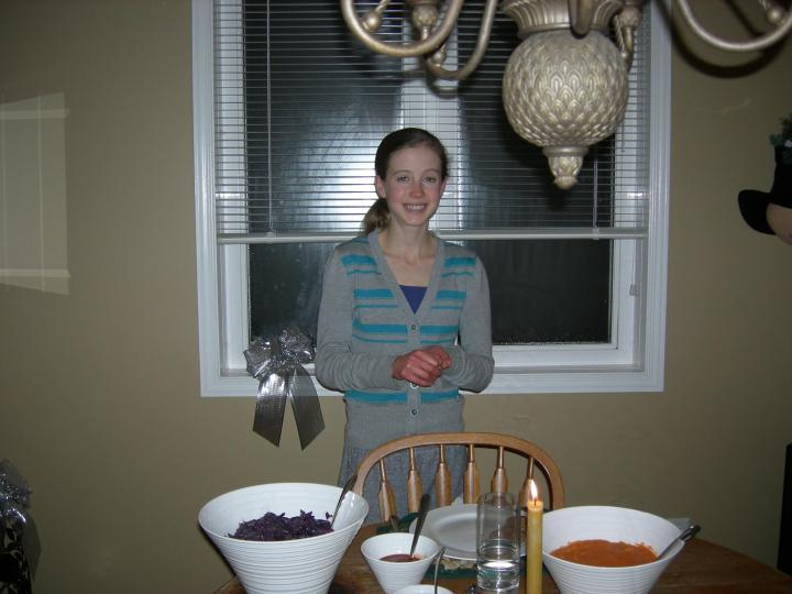 Allison's journey to health