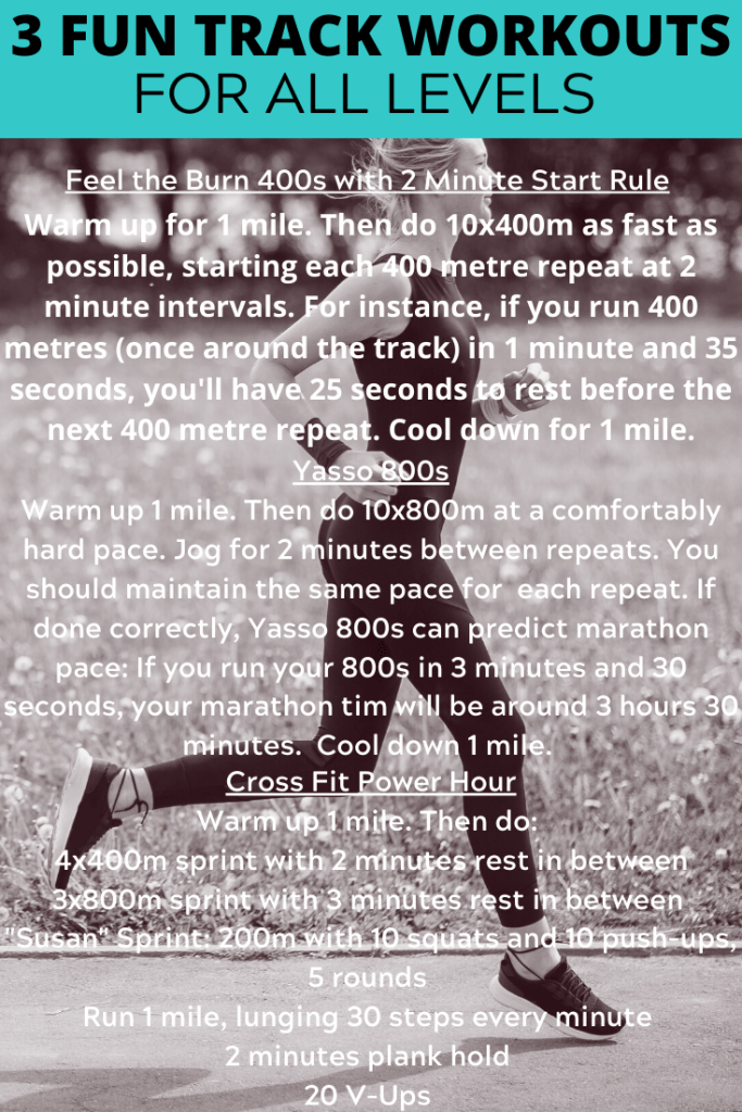 pinterest image with the workout description on an easy to read graphic