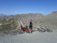 chuck south mountain helipad