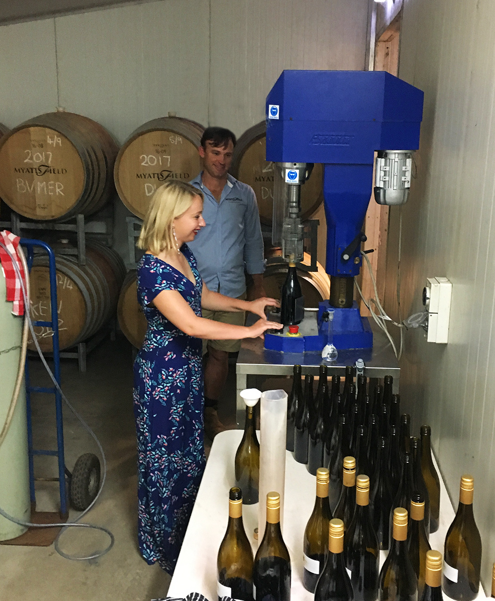 A unique Bickley Valley wine tour experience