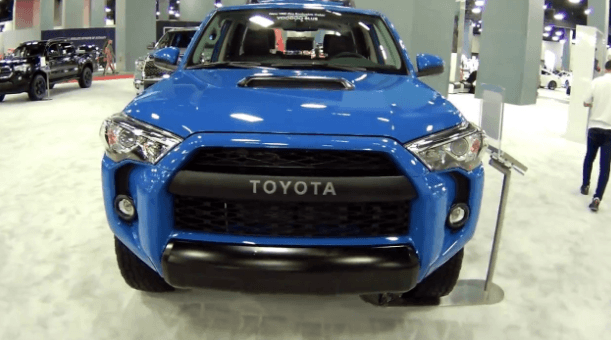 2021 Toyota 4Runner Redesign, Specs And Release Date