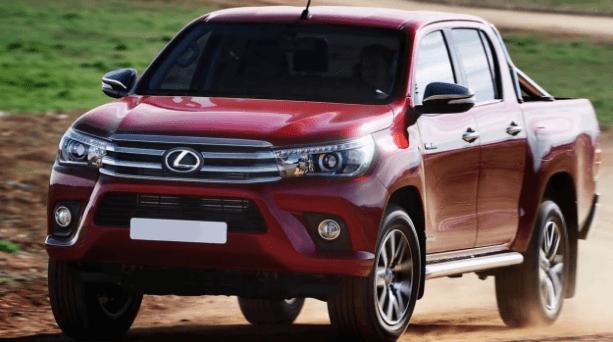 Lexus Pickup Concept, Price and Redesign