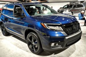 2021 Honda Passport Styling, Engine and Powertrain