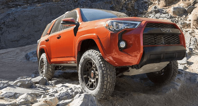 2021 Toyota 4Runner TRD Pro Redesign, Specs and Release Date