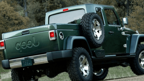 2021 Jeep Wrangler Pickup Truck Hybrid Changes, Specs And Release Date