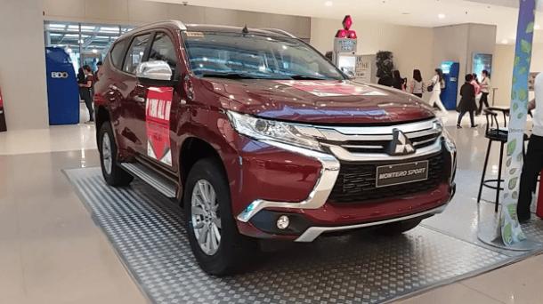 2020 Mitsubishi Montero Sport Interiors, Exteriors and Release Date