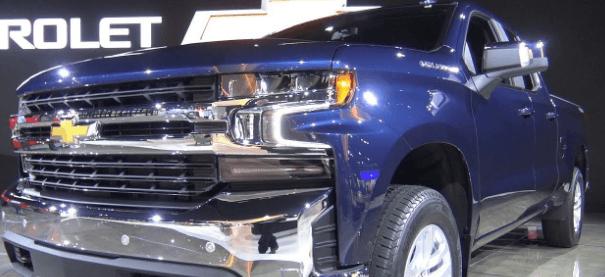 2021 Chevrolet Silverado LT Redesign, Interiors and Release Date