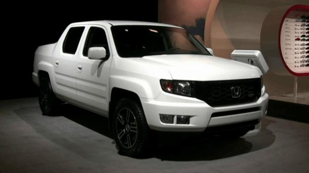 2021 Honda Ridgeline Changes, Concept and Redesign