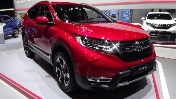2021 Honda CR-V Hybrid Eteriors, Interiors and Release Date