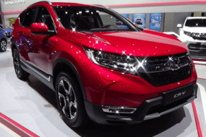 2021 Honda CR-V Hybrid Eteriors, Interiors and Release Date