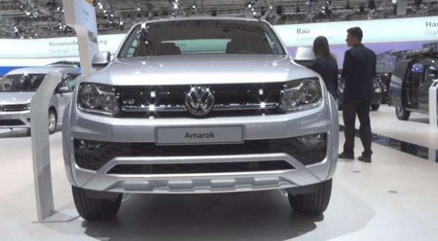 2021 VW Amarok V6 Price, Redesign and Powertrain