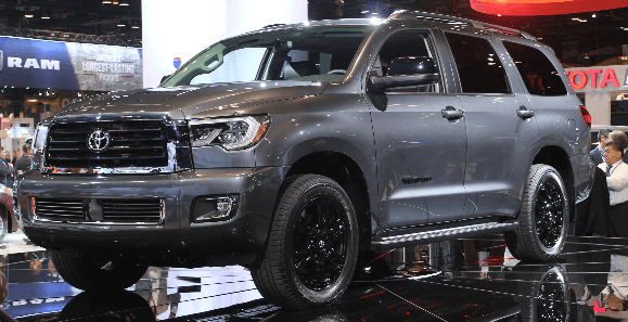 2021 Toyota Sequoia Trd Sport Redesign Rumors And Price